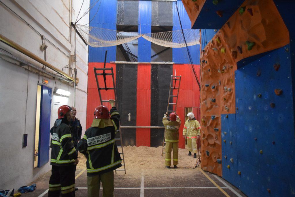 Первоначальная подготовка спасателей